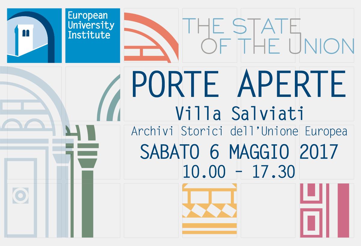 Open Day a Villa Salviati